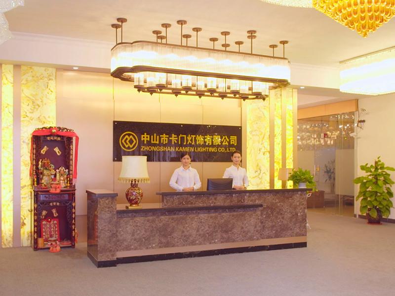 zhongshan kamen lighting Co.,Ltd.