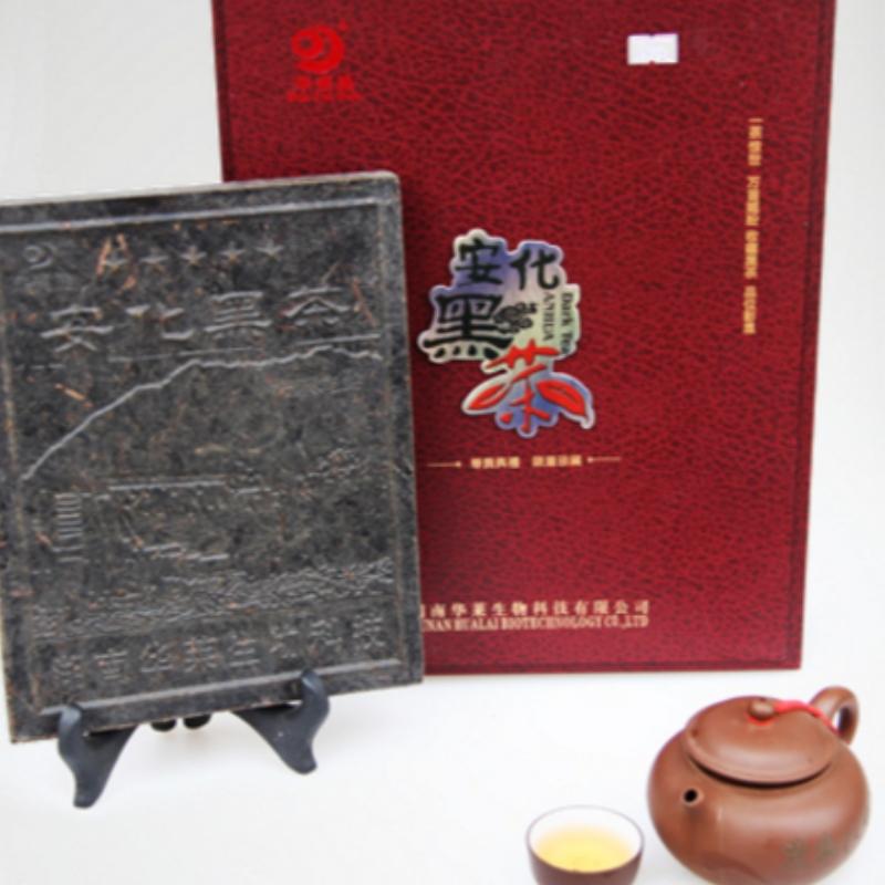 รำลึกถึงชาใน zhexi hunan anhua ชาดำชาการดูแลสุขภาพ