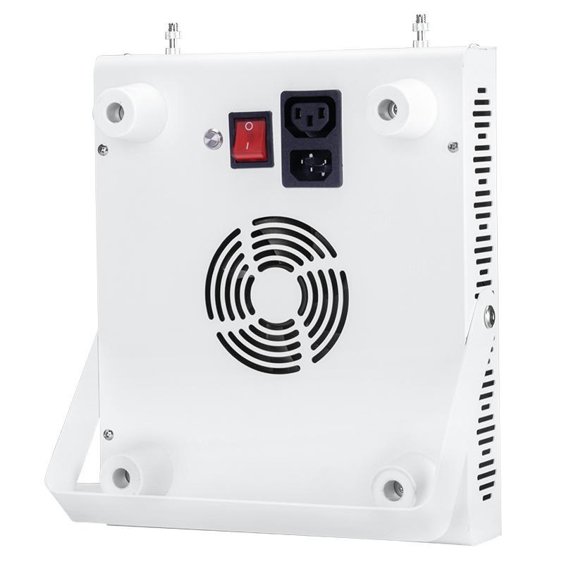 RD300 แดง 660nm u0026 ใกล้อินฟราเรด 850nm บ้านแสงบำบัดโคมไฟอุปกรณ์ 300W แบบพกพา LED บำบัดแสงสำหรับผิวหนังและบรรเทาอาการปวด