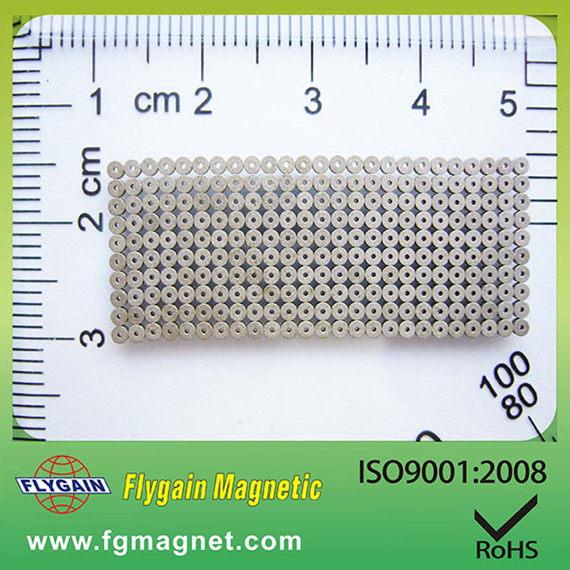 Magnet Magnet สำหรับมอเตอร์นาฬิกา