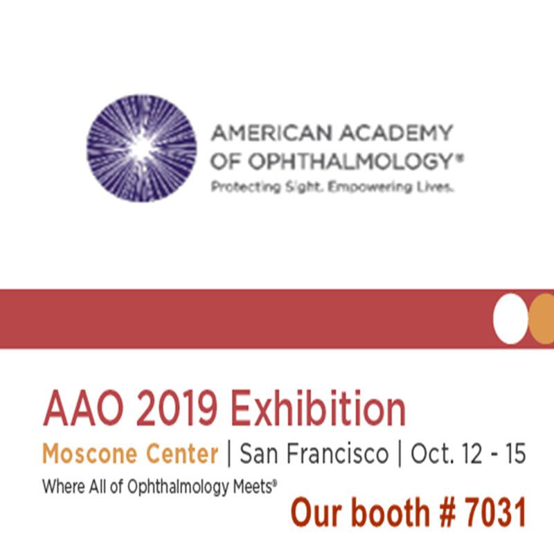 ยินดีต้อนรับเข้าสู่เราที่นิทรรศการ AAO 2019
