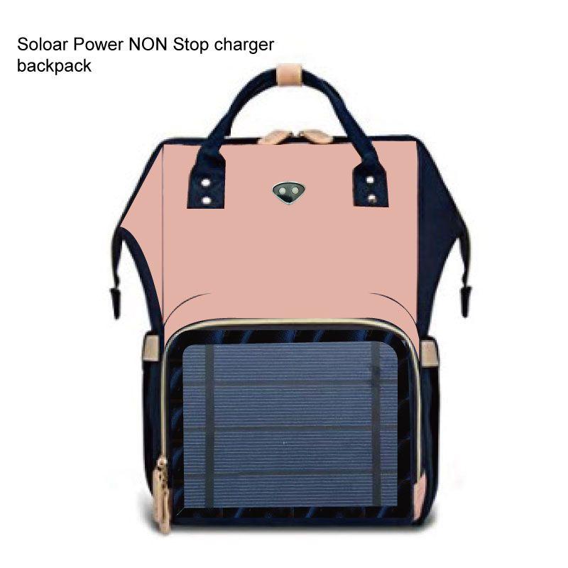 กระเป๋าแม่พลังงานแสงอาทิตย์