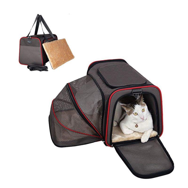 ถุงขนส่งสัตว์เลี้ยงที่ได้รับการรับรองโดยสายการบิน
