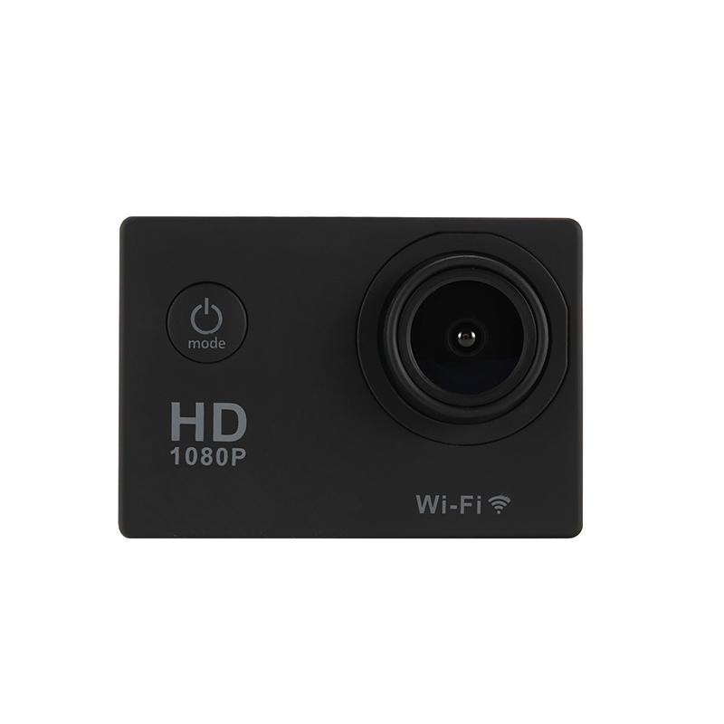 กล้อง Wifi แบบพกพา FHD Action DX1