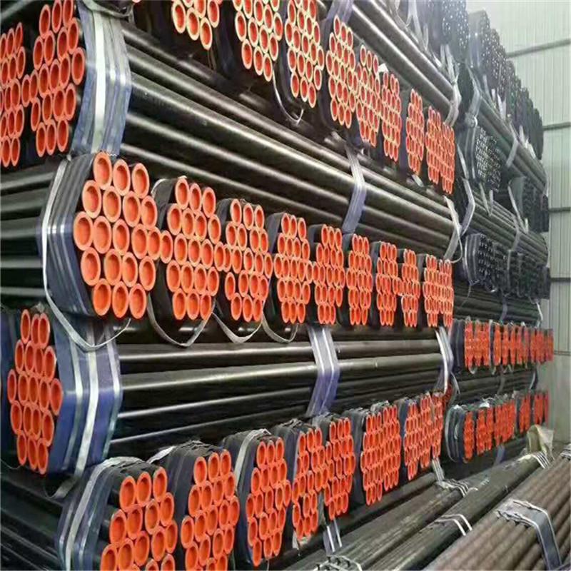 ท่อเหล็กไม่มีรอยต่อ API 5L ASTM a106 และตัวอย่าง