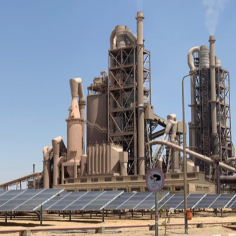 พลังงานเชิงบวกของ Arabian Cement